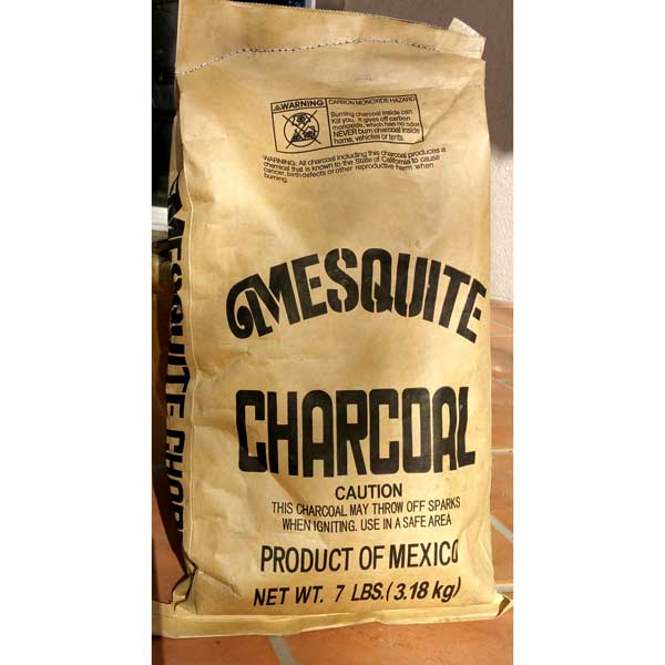 100 Pure And Natural Mesquite Charcoal Lucela